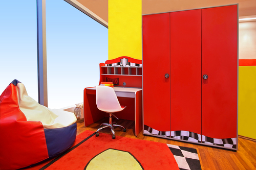 Modren Boys children room