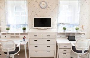 Girls Bedroom Idea 1 – White Dainty Theme 2