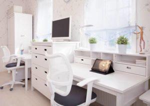 Girls Bedroom Idea 1 – White Dainty Theme 3