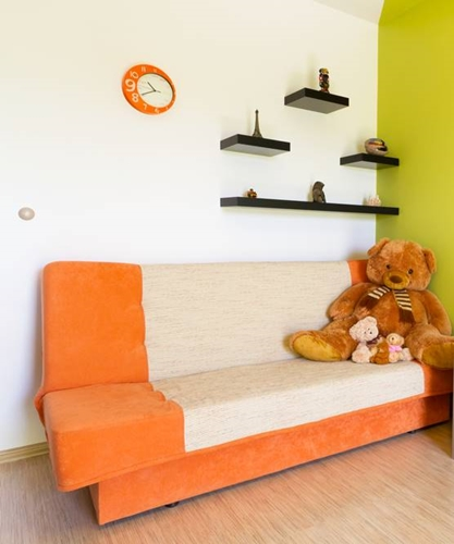 Girls Bedroom Idea 2 – Touch of Nature_Loft Bed 2