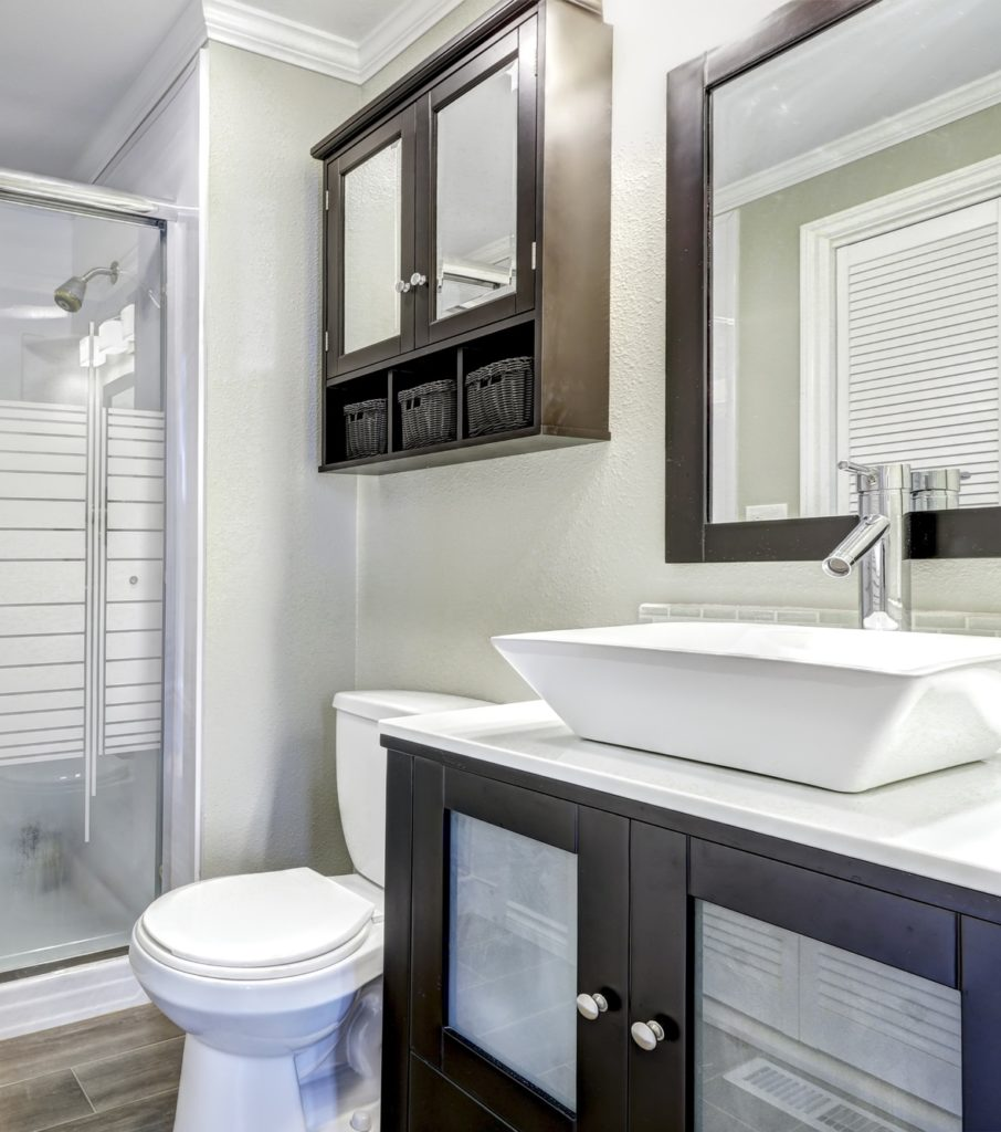 The Most Clever (2017) And Organized Bathroom Storage Ideas | Homely ...